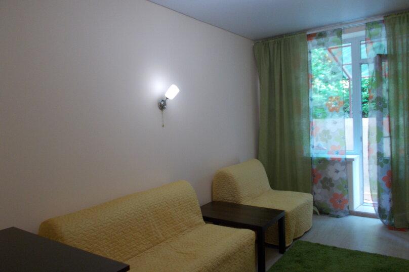 2-комн. квартира, 50 кв.м. на 7 человек, мкр. Горизонт, 88, Ольгинка - Фотография 13