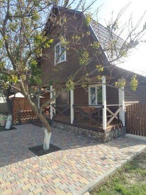 Дом, 90 кв.м. на 9 человек, 3 спальни, Лиманная улица, 12к1, Витязево - Фотография 1