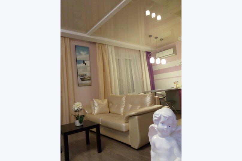 1-комн. квартира, 52 кв.м. на 2 человека, Луговая улица, 67/69, Саратов - Фотография 4