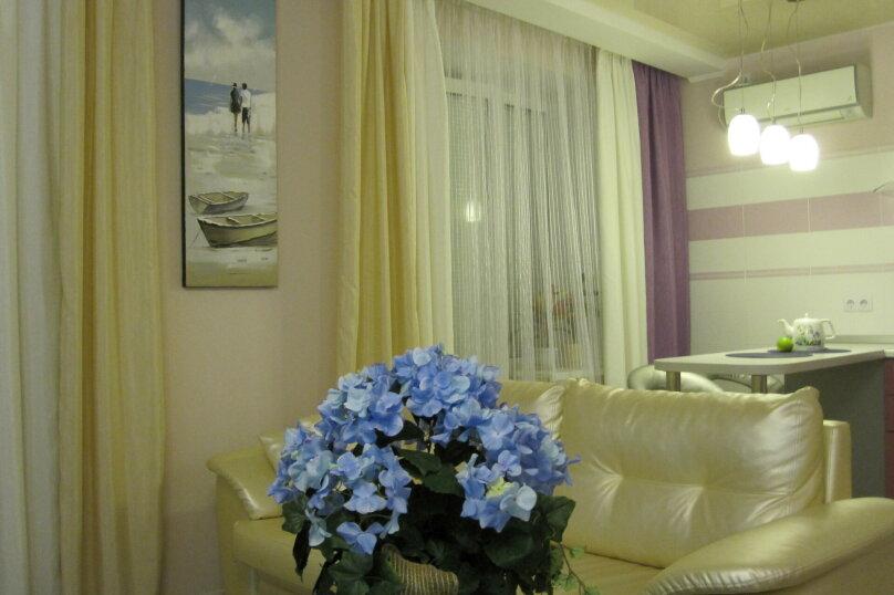 1-комн. квартира, 52 кв.м. на 2 человека, Луговая улица, 67/69, Саратов - Фотография 11