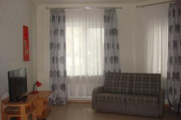 1-комн. квартира, 46 кв.м. на 4 человека, Повенецкая улица, Петрозаводск - Фотография 1