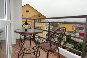 2-комн. квартира, 40 кв.м. на 4 человека, переулок Богдана Хмельницкого, 10, Адлер - Фотография 3
