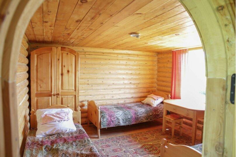3-х местный эконом, поселок Чендек, Заречная, 10, Усть-Кокса - Фотография 1