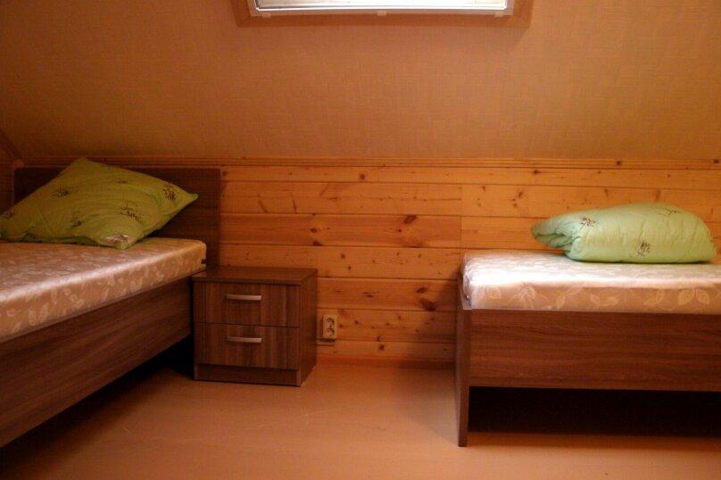 Гостевой дом на Селигере, свой берег, лодка, WIFI, 240 кв.м. на 15 человек, 5 спален, д. Тарасово, 14, Осташков - Фотография 12