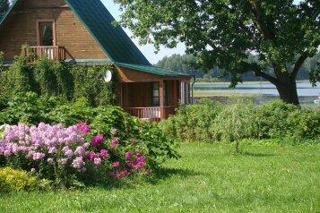 Дом на берегу озера Селигер, 45 кв.м. на 5 человек, 2 спальни, пер.Озерный, 2, Осташков - Фотография 1