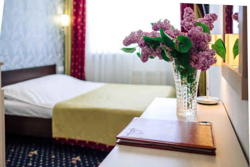 Стандартный одноместный номер с 1 кроватью  – корпус «Посейдон», улица Ефремова, 38, Севастополь - Фотография 1