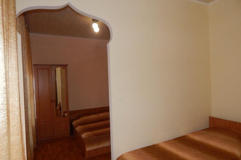 2х комнатный номер с удобствами, Южная улица, 4, Черноморское - Фотография 1