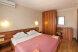 Улучшенный двухкомнатный номер с 1 кроватью или 2 отдельными кроватями - корпус «Антей»:  Номер, Полулюкс, 3-местный, 2-комнатный - Фотография 108