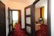 Улучшенный двухкомнатный номер с 1 большой кроватью и 2 отдельными кроватями - корпус «Посейдон»:  Номер, Полулюкс, 4-местный, 2-комнатный - Фотография 95
