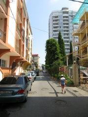 2-комн. квартира, 40 кв.м. на 4 человека, переулок Богдана Хмельницкого, Адлер - Фотография 4