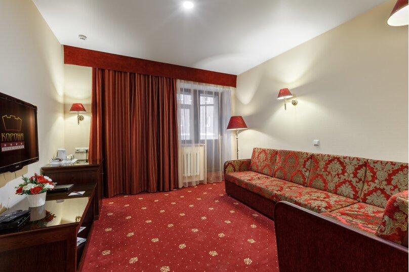 Клуб Отель Корона, Овражная улица, 35 на 38 номеров - Фотография 21