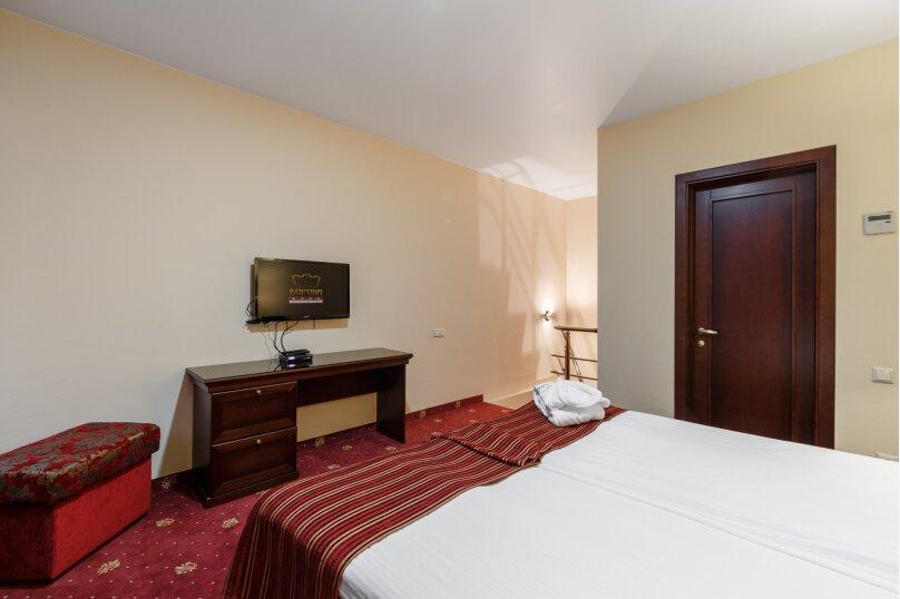 Клуб Отель Корона, Овражная улица, 35 на 38 номеров - Фотография 23