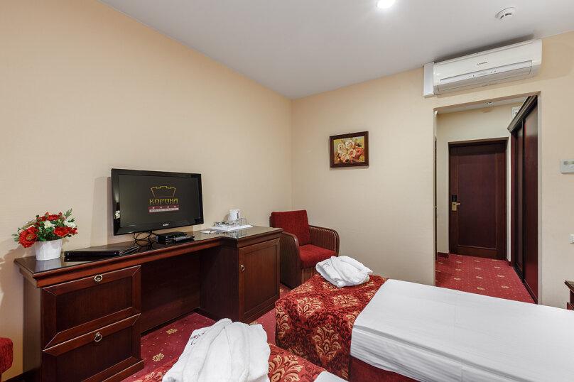 Клуб Отель Корона, Овражная улица, 35 на 38 номеров - Фотография 47