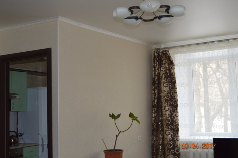 2-комн. квартира, 45 кв.м. на 4 человека, проспект Октября, 45/1, Уфа - Фотография 21