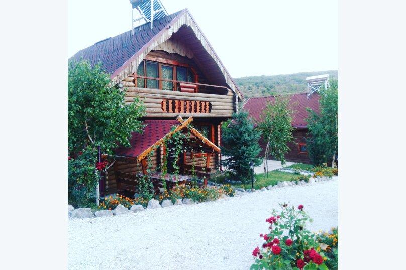 Двухэтажный деревянный коттедж, Школьная, 1 Б, Морское - Фотография 12