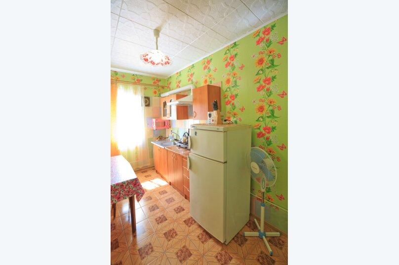 Комфорт номер для семьи на 1 этаже, Миндальная улица, 18, поселок Орджоникидзе, Феодосия - Фотография 1