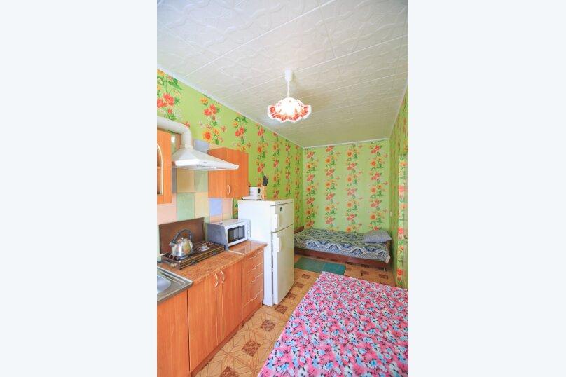 """Гостевой дом """"Бирюза"""", Миндальная улица, 18 на 2 комнаты - Фотография 5"""