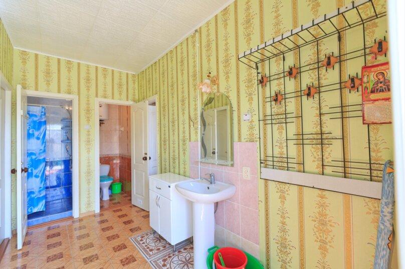 """Гостевой дом """"Бирюза"""", Миндальная улица, 18 на 2 комнаты - Фотография 8"""