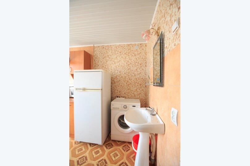 """Гостевой дом """"Бирюза"""", Миндальная улица, 18 на 2 комнаты - Фотография 20"""