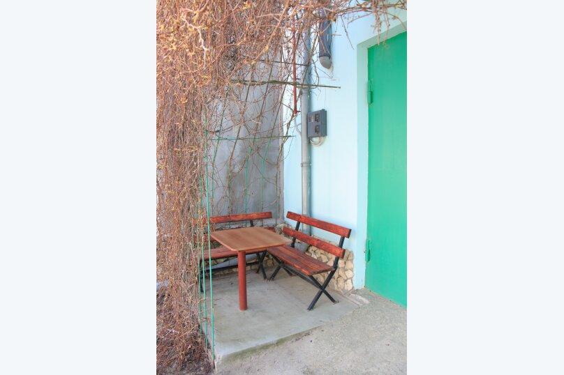 """Гостевой дом """"Бирюза"""", Миндальная улица, 18 на 2 комнаты - Фотография 22"""