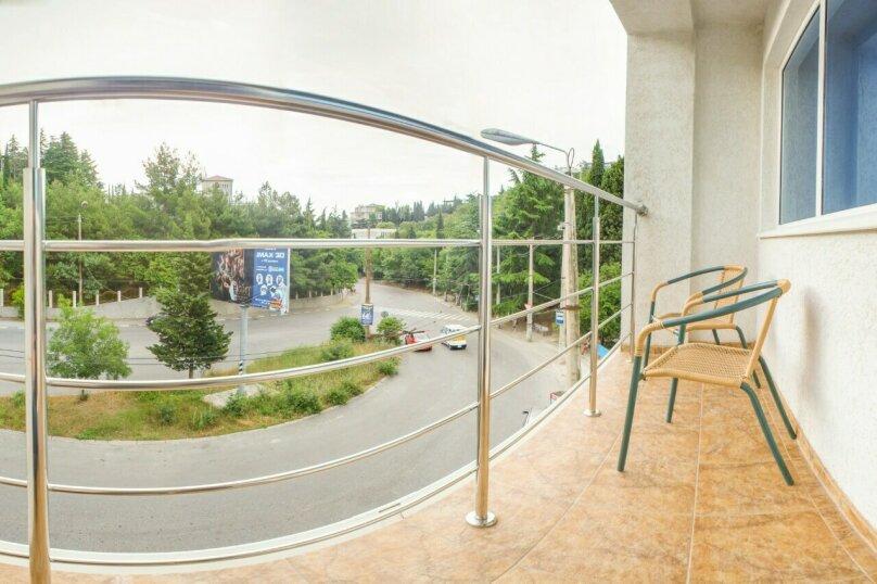 Стандарт с балконом 2, Комсомольская улица, 11, Алушта - Фотография 4