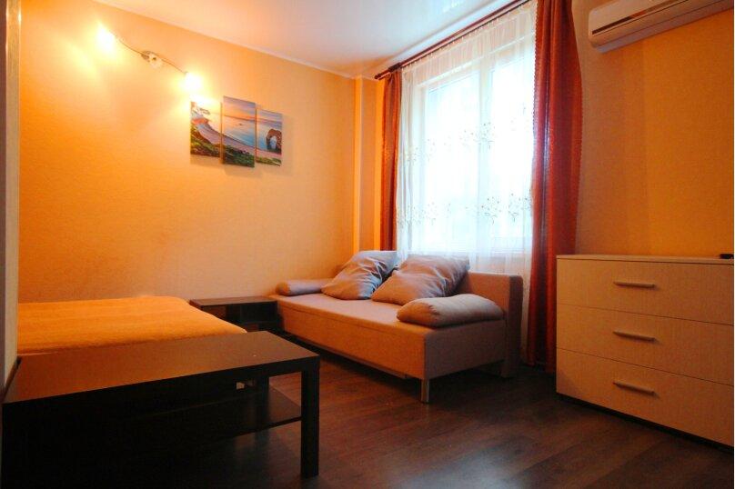 1-комн. квартира, 28 кв.м. на 4 человека, Звездный квартал, 11, Ольгинка - Фотография 5