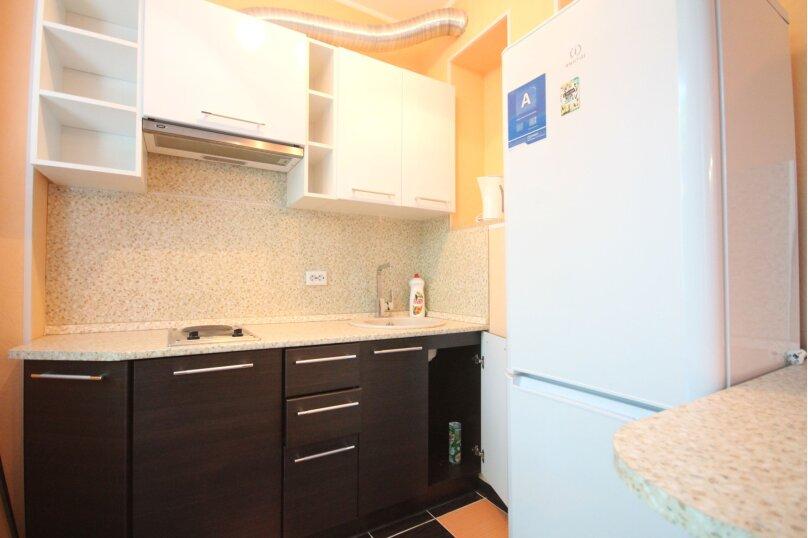 1-комн. квартира, 28 кв.м. на 4 человека, Звездный квартал, 11, Ольгинка - Фотография 7
