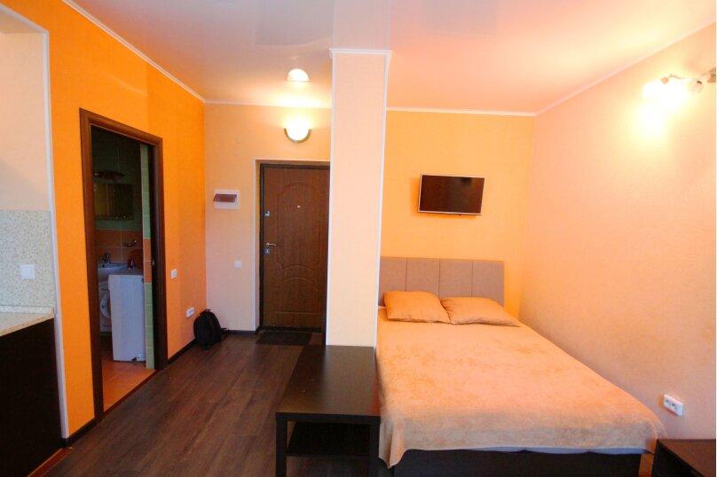 1-комн. квартира, 28 кв.м. на 4 человека, Звездный квартал, 11, Ольгинка - Фотография 10