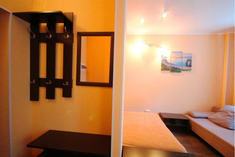 1-комн. квартира, 28 кв.м. на 4 человека, Звездный квартал, 11, Ольгинка - Фотография 15