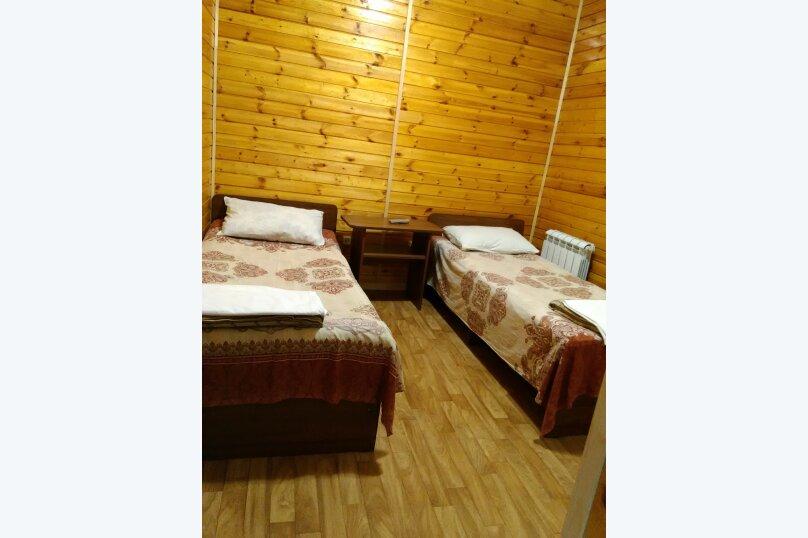 Двухместный номер с 2 отдельными кроватями и общим туалетом, улица Гоголя, 12, Адлер - Фотография 2