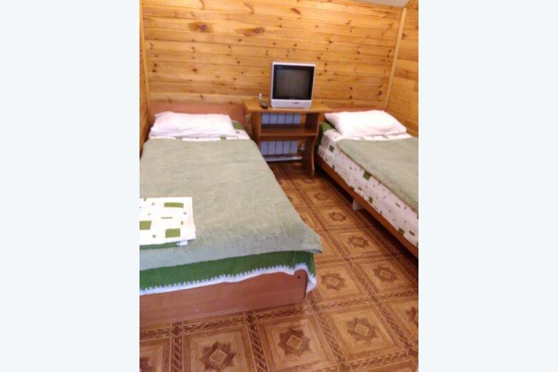 Двухместный номер с 2 отдельными кроватями и общим туалетом, улица Гоголя, 12, Адлер - Фотография 5