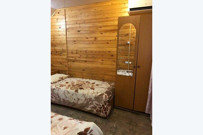 Двухместный номер с 2 отдельными кроватями и общим туалетом, улица Гоголя, 12, Адлер - Фотография 7