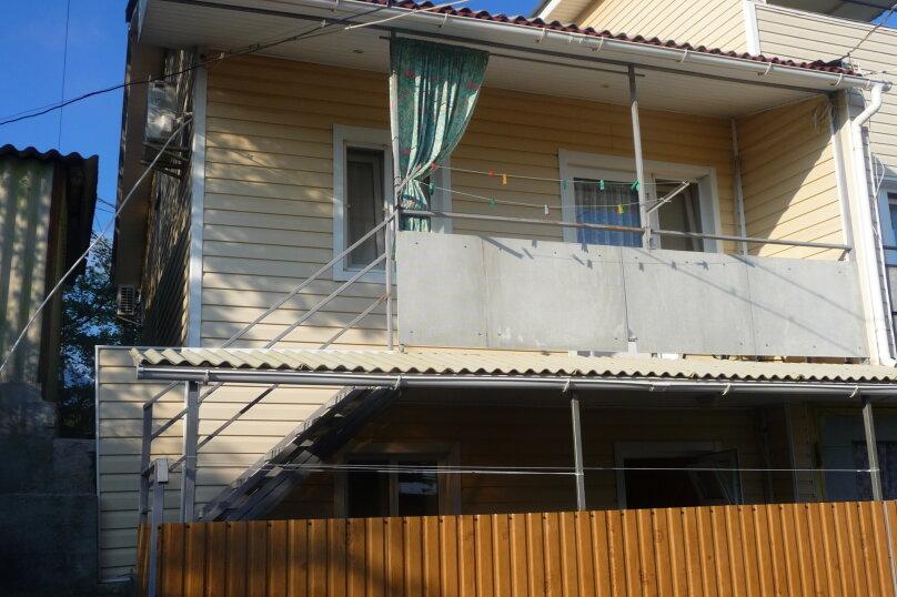Дом, 20 кв.м. на 3 человека, улица Виткевича, 13, Кацивели - Фотография 1