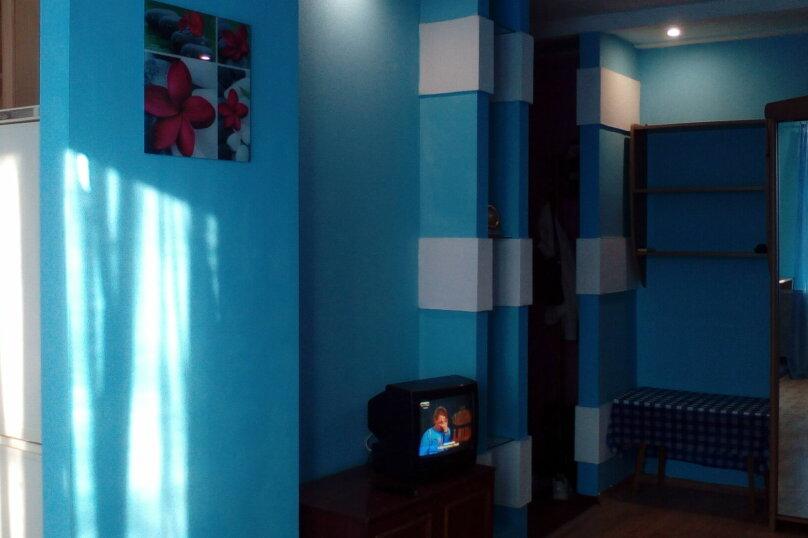 1-комн. квартира, 30 кв.м. на 4 человека, Мечниковский переулок, 9, Таганрог - Фотография 15