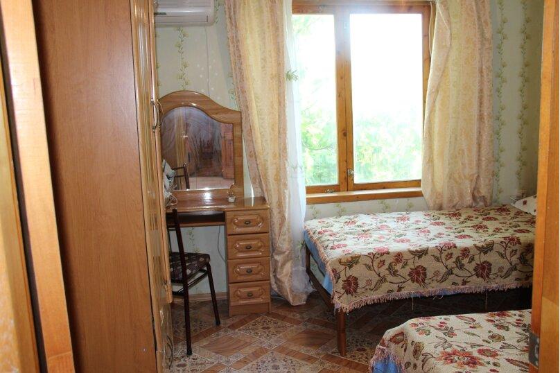 Отдых в Крыму, Гурзуф 2-я половинка, 140 кв.м. на 4 человека, 2 спальни, Пролетарская улица, 19, Гурзуф - Фотография 5