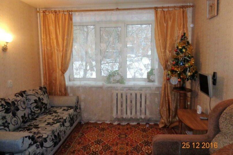1-комн. квартира, 30 кв.м. на 3 человека, улица Белинского, 87, пл. Свободы, Нижний Новгород - Фотография 2