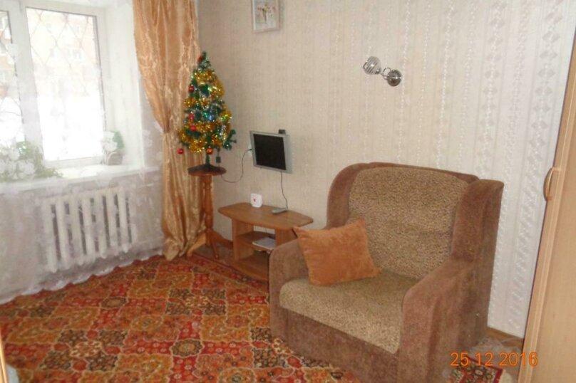 1-комн. квартира, 30 кв.м. на 3 человека, улица Белинского, 87, пл. Свободы, Нижний Новгород - Фотография 6