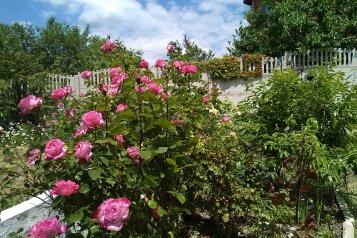 Гостевой дом в тихом месте города Алушта,  цветущий охраняемый зеленый двор с парковкой на 2 машины, приветливая хозяйка, уют и домашняя обстановка., кооператив Каменское на 3 номера - Фотография 4