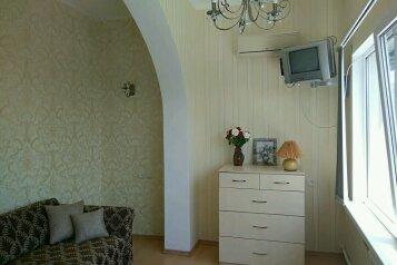 2-комн. квартира, 36 кв.м. на 4 человека, улица Калинина, 14, Алупка - Фотография 1