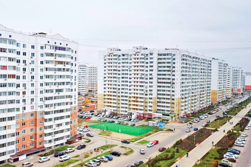 1-комн. квартира, 42 кв.м. на 5 человек, улица Котлярова, 17, Краснодар - Фотография 9