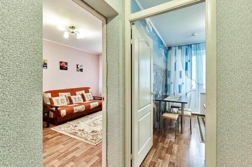 1-комн. квартира, 42 кв.м. на 5 человек, улица Котлярова, 17, Краснодар - Фотография 13