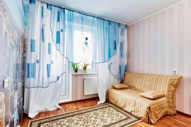 1-комн. квартира, 42 кв.м. на 5 человек, улица Котлярова, 17, Краснодар - Фотография 15
