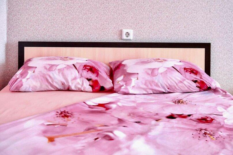 1-комн. квартира, 42 кв.м. на 5 человек, улица Котлярова, 17, Краснодар - Фотография 17