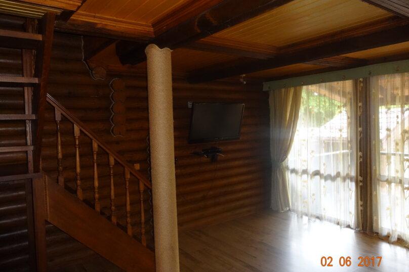 ЭкоДом в Лазаревском районе, 120 кв.м. на 6 человек, 2 спальни, Ольховая улица, 41, село Волконка, Сочи - Фотография 15