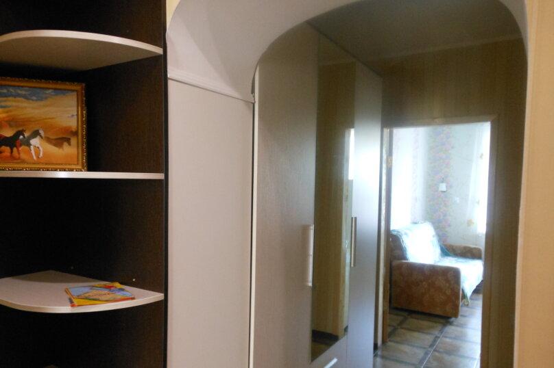 1-комн. квартира, 39 кв.м. на 4 человека, Октябрьская улица, 3, Ейск - Фотография 11