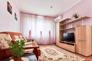1-комн. квартира, 42 кв.м. на 5 человек, улица Котлярова, 17, Краснодар - Фотография 2
