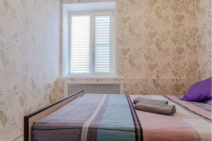 2-комн. квартира, 60 кв.м. на 4 человека, проспект Ленина, 15, Петрозаводск - Фотография 2