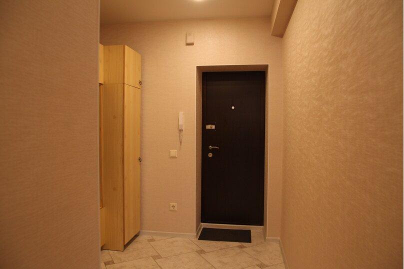2-комн. квартира, 60 кв.м. на 4 человека, проспект Ленина, 15, Петрозаводск - Фотография 12