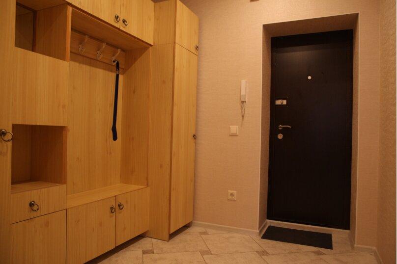 2-комн. квартира, 60 кв.м. на 4 человека, проспект Ленина, 15, Петрозаводск - Фотография 13