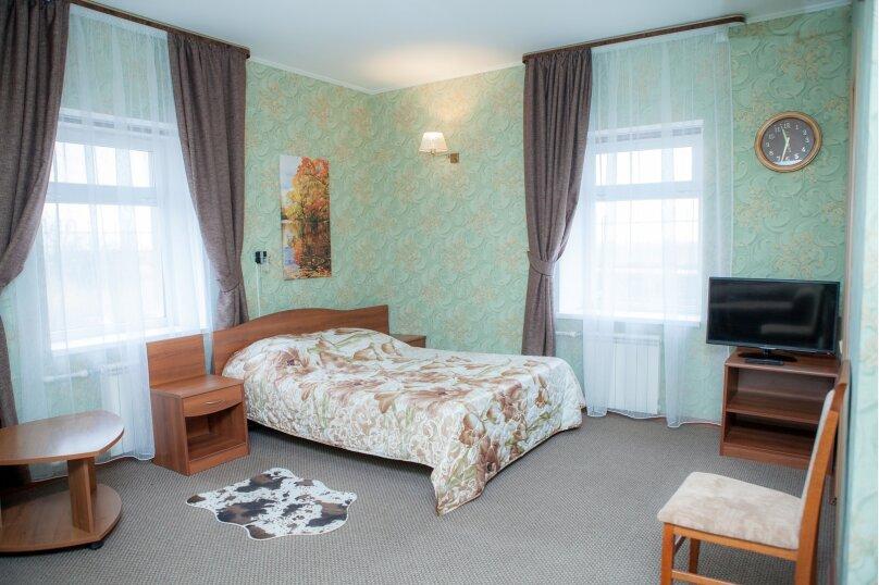 """Отель """"Спутник"""", 948 км Трассы Москва-Волгоград, 948 на 15 номеров - Фотография 1"""